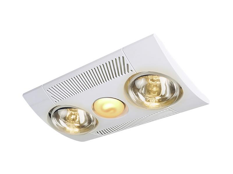 Clipsal 6600ADS Fan Light Heat $330