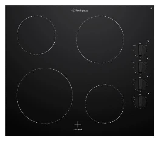 Westinghouse WHC642BC Cooktop Supplied and Installed – $615