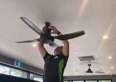 Power Bolt Electrical Fans