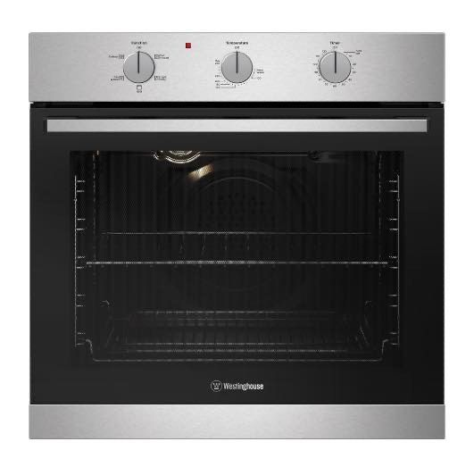 Westinghouse  60cm Electric Oven Supplied and Installed – $765